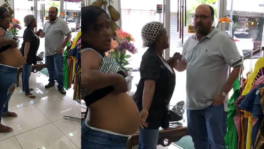 Photo of Sorpenden a dos mujeres haciendo lo mal hecho en una tienda, observa el rebú que se armó ahí…