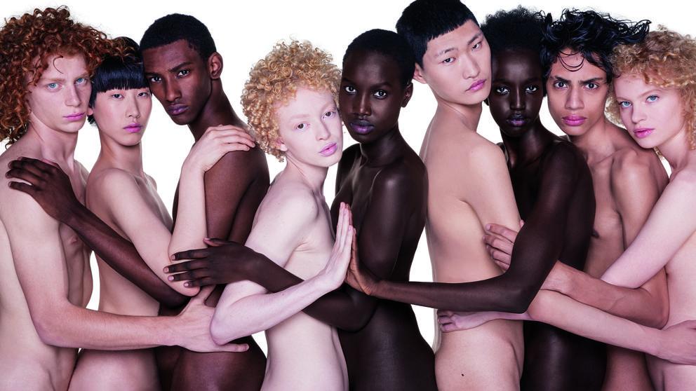 Photo of La campaña de moda sin ropa de Benetton que invita a la reflexión