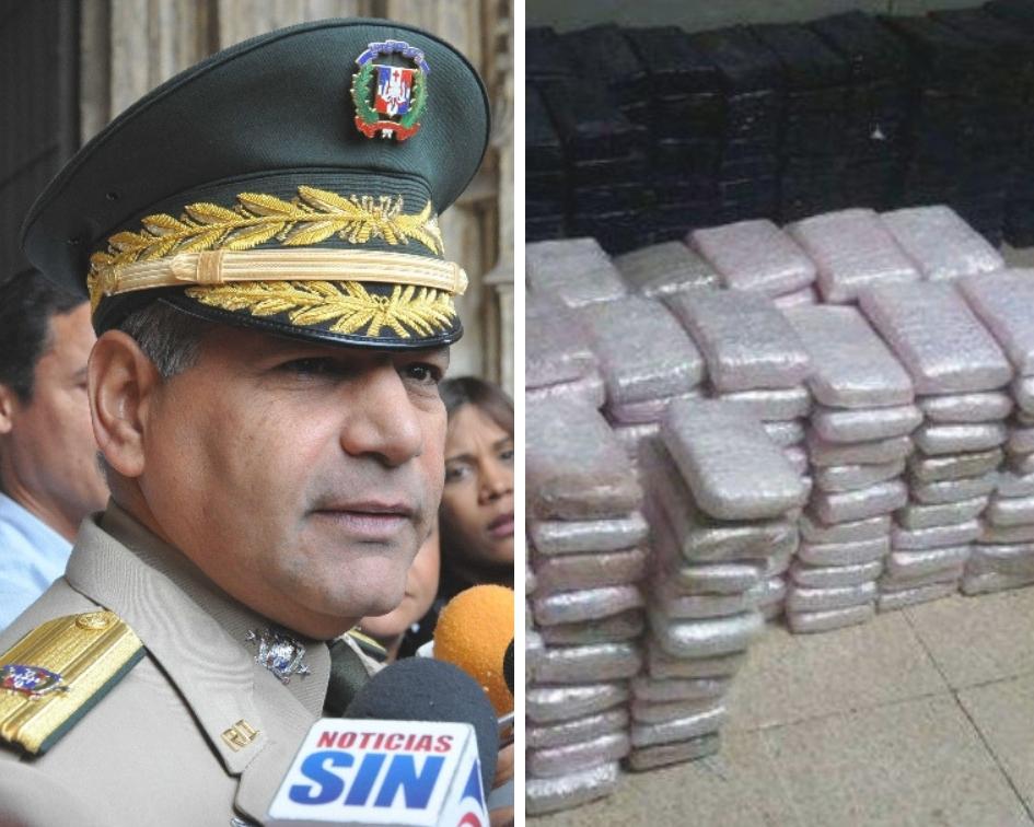 Photo of Se destapa escándalo de corrupción tras ministro de defensa Ruben Paulino Sem querer proteger embarcación con 200 kilos de cocaína