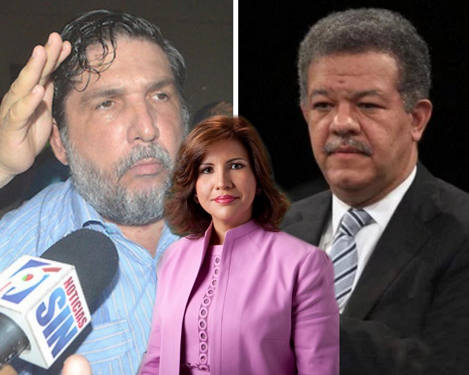 Photo of Denuncian que Margarita Cedeño uso blindaje de Leonel Fernandez en altas cortes contra Marcos Martínez