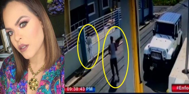 Photo of Video revela quien se encontraba con Kiara al momento de caer del tercer piso…