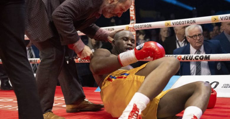 Photo of Boxeador Adonis Stevenson sale del coma tras varias semanas