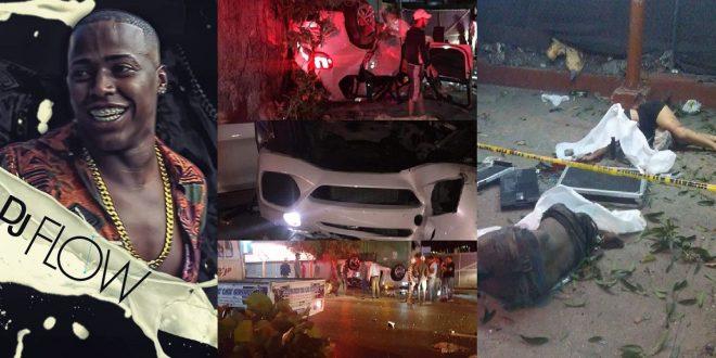 Photo of DJ y una dama pierden la vida en un aparatoso accidente.
