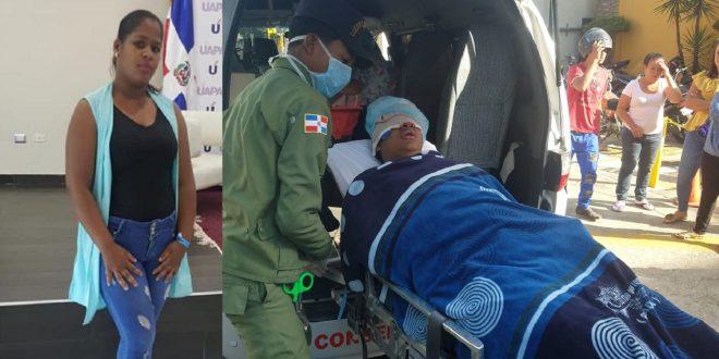 Photo of Hombre le propina varias estocadas a una enfermera por no querer volver con él.
