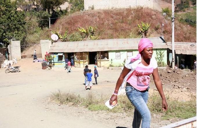 Photo of Haitianos ilegales se instalan en zonas cercanas a Valle Nuevo 0 14
