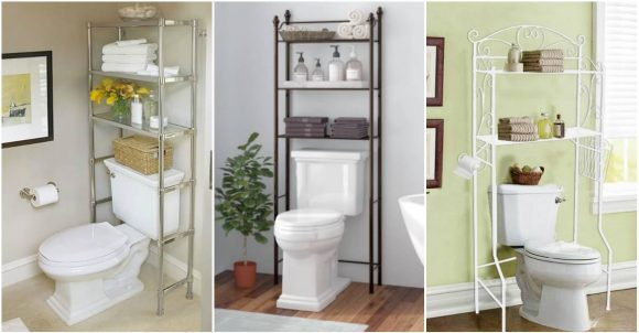 Photo of 12 ideas para aprovechar y organizar todo el espacio de tu baño!
