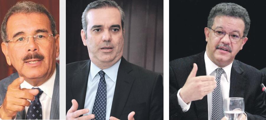 Photo of DM, Abinader, LF y David Collado son las figuras políticas con mejor imagen en RD