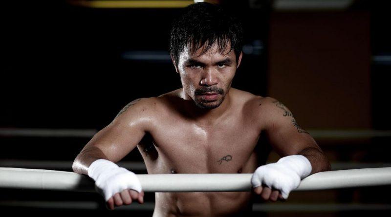 Photo of Astro del boxeo Manny Pacquiao asegura que dará una lección a Broner