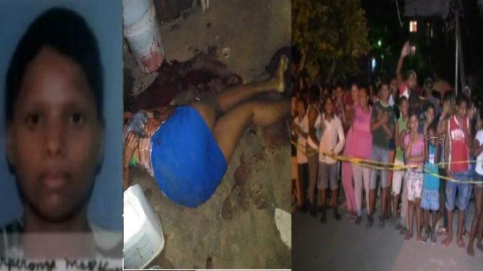 Photo of Hombre asesina mujer de varias estocadas en el cuello