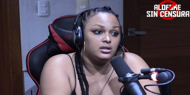 Photo of Venya Carolina dice que es evangélica, que no habla mentira y suelta la lengua.