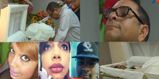 Photo of Habla el esposo de la dama que un sargento le quitó la vida de un puñetazo.