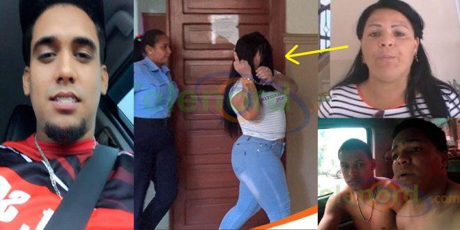 Photo of Los apresados por el caso Yoryelin.