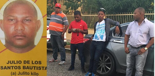 "Photo of Denuncian ""Julito Kilo"" es protegido por oficiales PN"