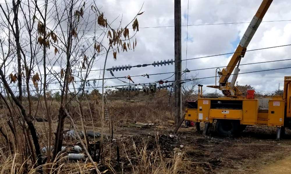 """Photo of Empresa oficial denuncia un """"posible sabotaje"""" al sistema eléctrico de RD"""