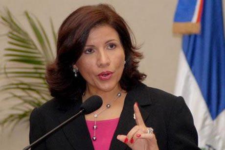 """Photo of Vicepresidenta: """"Las mujeres sabemos poner orden y hacer cumplir las leyes"""""""