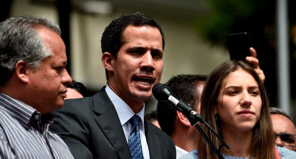 """Photo of Guaidó: """"España es lugar ideal para los chavistas que abandonen a Maduro"""""""