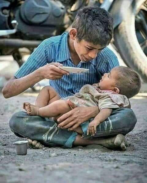 Photo of Te pedimos Dios por todos los niños del mundo para que no les haga falta nada ?