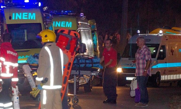 Photo of Portugal: Al menos 28 muertos al volcar un autobús turístico en Madeira