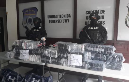 Photo of Decomisan 226 paquetes de cocaína con destino a Holanda