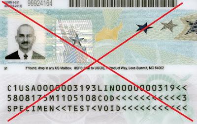 """Photo of El tipo de inmigrantes con """"green card"""" en riesgo de perderla"""