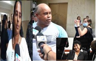 Photo of Padre de Emily culpa, culpa a esposa Adalgisa Polanco, dijo que por ella fue que le rebajaron la pena a marlín matienez. Clic en la imagen para ver