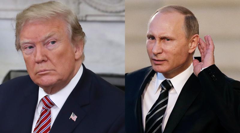 Photo of Donald Trump establece comunicación con Vladimir Putin en busca de una «transición pacífica» para Venezuela