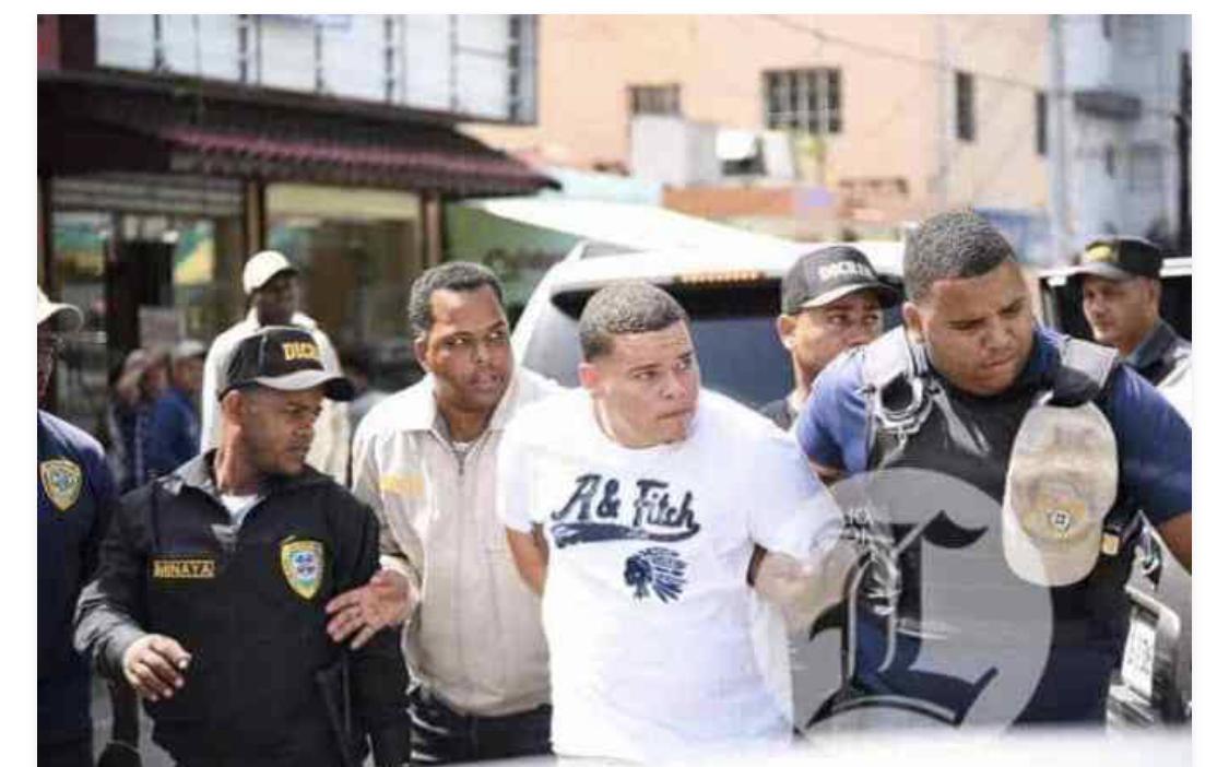 Photo of Retornan al destacamento Felicidad a Franklin Junior Merán, nuevo implicado en caso David Ortiz