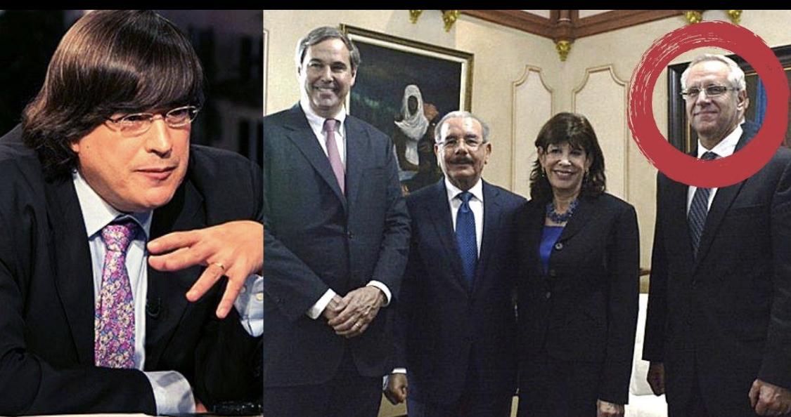 Photo of Embajada de Estados Unidos no desmiente las revelaciones de Jaime Bayly solo protege a Robert Copley ya que este si se reunió con Danilo Medina pero al ser un tema de Narcotrafico y Lavado internacional necesita estar en bajo perfil por seguridad