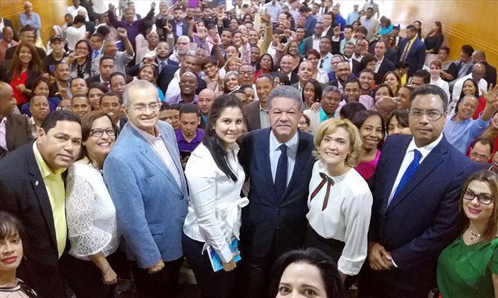 Photo of Leonelistas protestarán mañana a las 2pm frente al Congreso en contra de la reforma constitucional