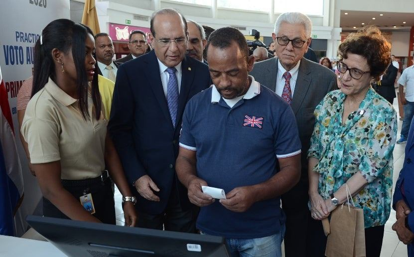 Photo of Voto automatizado contempla votar por «Ninguno»