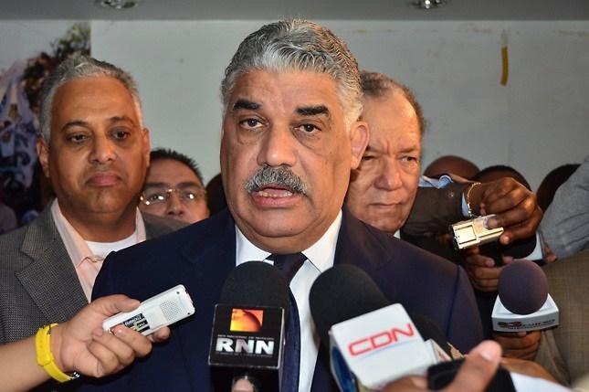 Photo of Miguel Vargas dice que «por ahora» el PRD no apoya a ningún partido