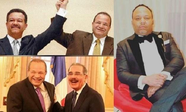 Photo of José Tomás Pérez e hijo cobran RD$800mil en Cancillería pero «no puede creer» corrupción de César El Abusador