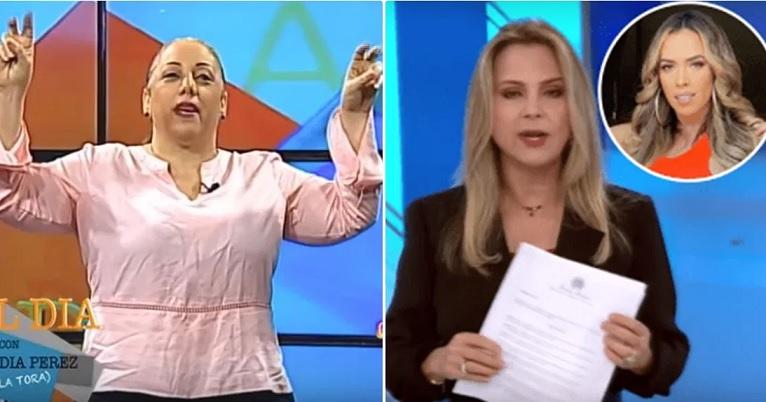 Photo of La Tora arremete contra Nuria Piera y defiende a su hija