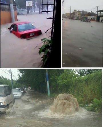 Photo of Lluvias dejan dos muertos e inundaciones en varias comunidades del Cibao