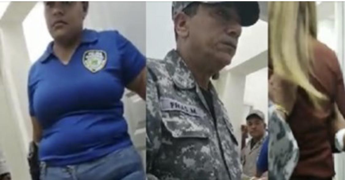 Photo of PROFESORA FUE A PONER UNA DENUNCIA EN CONTRA DE SU EX PAREJA Y LA DEJAN PRESA A ELLA