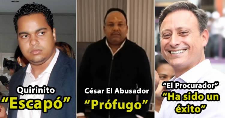 Photo of 'César El Abusador' continúa prófugo, Jean Alain Rodríguez califica de exitosa desmantelación de red