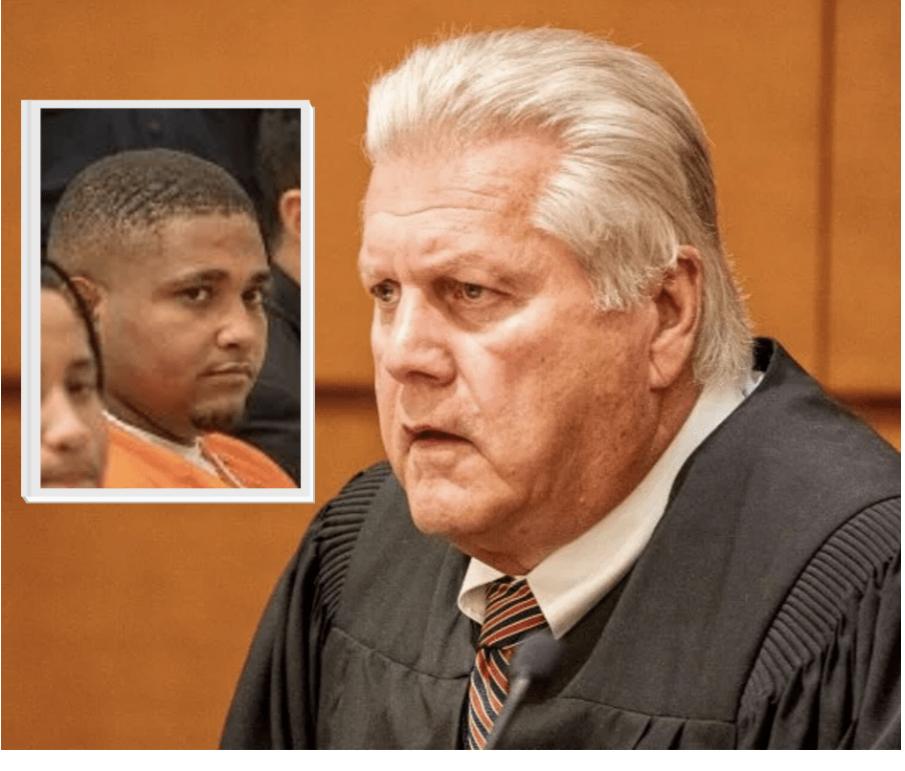 """Photo of Juez gringo a pandillero criollo: """"No eres un verdadero dominicano"""