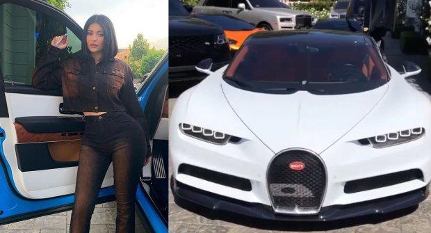 Photo of El auto de 3 millones de dólares de la socialité Kylie Jenner