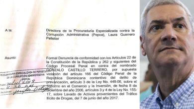Photo of Somos Pueblo hace pública querella contra Gonzalo por lavado proveniente de narcotráfico, prevaricación y soborno