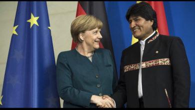 Photo of Merkel y Evo: ¿14 años de poder es una dictadura? 14 fotos para pensarlo