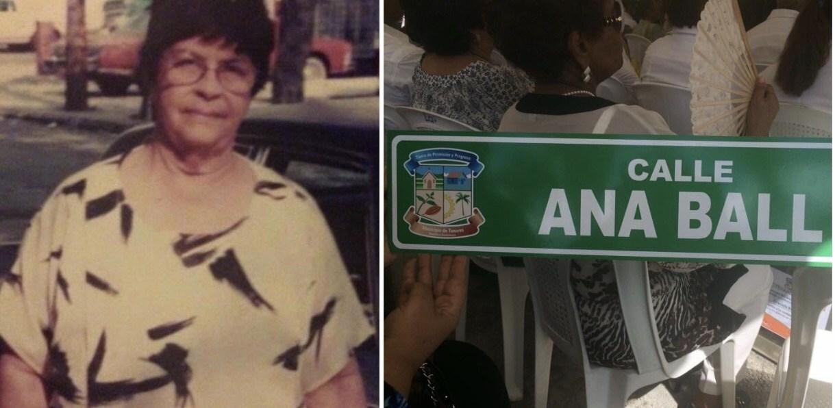 Photo of Doña Ana Ball; un símbolo de solidaridad cuyo legado se pierde ante la mirada indiferente de los que tanto ayudó
