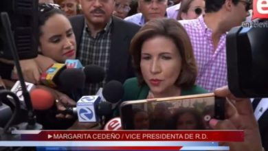 Photo of Margarita Cedeño afirma las primarias fueron transparentes; felicita a la JCE Posted