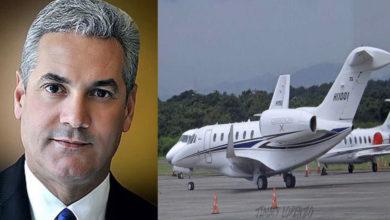 Photo of Gonzalo Castillo en caso de ganar sería el primer presidente RD con lujoso avión privado