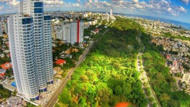 Photo of Plantean quitarle franja de 10 metros a Parque Mirador Sur para ampliar Av. Anacaona