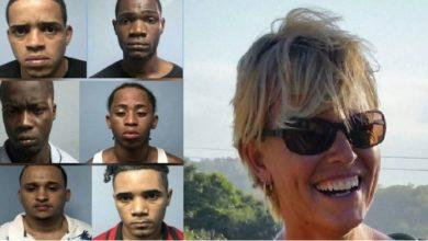 Photo of PUERTO PLATA: Apresan 6 por el homicidio mujer estadounidense
