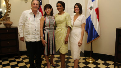 Photo of Embajadora de EE. UU. favorece RD y Haití luchen juntos contra delito