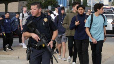 Photo of Artillero de escuela de California mató a tiros a 2 estudiantes