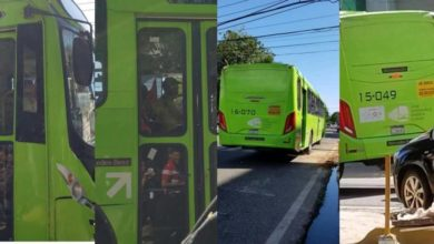 Photo of Usuarios denuncian autobuses OMSA en corredor Lincoln pasan vacíos y no montan pasajeros