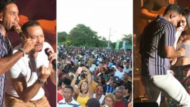 Photo of Romeo Santos puso a vibrar a Barahona